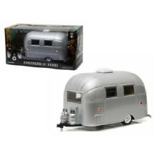 1:24 Scale Airstream 16' Bambi Sport Silver - 18224