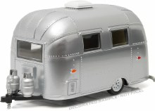 1:24 Scale Airstream 16' Bambi Sport Polished Chrome - 18228