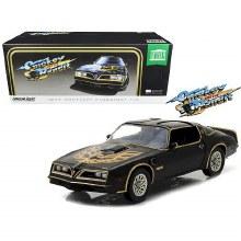 "1:18 Scale 1977 Pontiac Firebird Trans Am ""Smokey and the Bandit"" - 19025"
