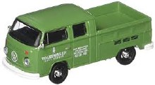 1:64 Scale 1975 VW Volkswagen Type 2 Double Cab Pickup - 29890-D