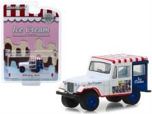 1:64 Scale 1975 Jeep DJ-5 Ice Cream Truck - 30005
