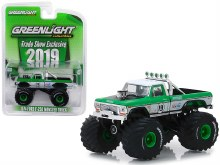 1:64 Scale 1974 Ford F-250 Monster Truck GL Racing Team 2019 Trade Show - 30006