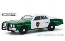 1:64 Scale Chickasaw County Sherriff 1975 Plymouth Fury - GL30141