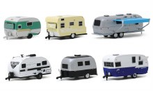 1:64 Scale Hitched Homes Series 7 Assortment - GL34070