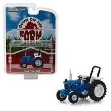 1:64 Scale 1982 Ford 5610 Tractor Blue & Black - GL48010-C