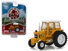1:64 Scale 1988 Ford 5610 Tractor Yellow & White w/Enclosed Cab - GL48010-D