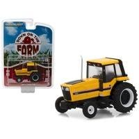 1:64 Scale 1983 Tractor 3488 Yellow & Black w/Enclosed Cab - GL48010-F
