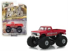 """1:64 Scale 1979 Ford F-350 Monster Truck """"High Roller"""" - 49030-D"""