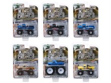 1:64 Scale Kings of Crunch Series 4 Assortment - 49040