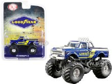 "1:64 Scale 1970 Chevrolet K-10 Monster Truck ""Goodyear"" - GL51267"