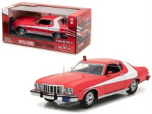 1:24 Scale Starsky & Hutch 1976 Gran Torino - 84042