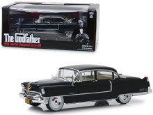"""1:24 Scale 1955 Cadillac Fleetwood Black """"The Godfather"""" - 84091"""