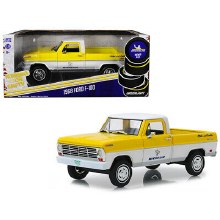 1:24 Scale 1968 Ford F-100 Michelin Tires - 85023