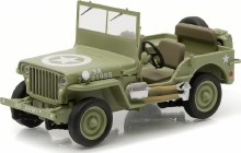 1:43 Scale 1944 Jeep C7 - 86307