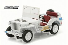 1:43 Scale Jeep Willy's UN - 86308