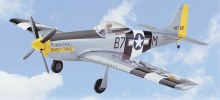 North American P-51D Mustang Kit .40 Size - GPMA0175