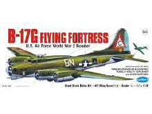"B-17G Flying Fortress 45"" Wingspan Balsa Kit - 2002"