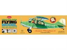"Aeonca Champion 24"" Wingspan Balsa Kit - 301LC"