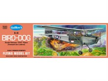 "0-IE Bird Dog  18-1/8"" Wingspan Balsa Kit - 902"