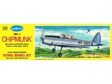 "DHC-1 Chipmunk Civil 17"" Wingspan Balsa Kit - 903"