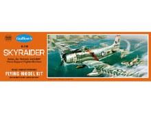 "A-1H Skyraider 17"" Wingspan Balsa Kit - 904"