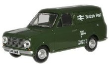 1:43 Scale British Rail Bedford HA Van - HA010