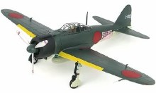 1:48 Scale A6M2 Zero IJN Tetsunzo Iwamoto 1943 - HA8803