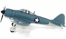 1:48 Scale A6M2 Zero US Navy Captured 1942 - HA8804
