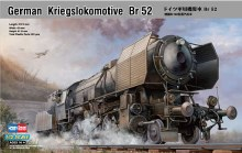 1:72 Scale German Kriegslokomotive BR-52 - 82901