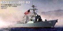 1:700 Scale USS Lassen DDG-82 - 83412