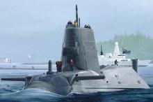1:350 Scale HMS Astute - HB83509