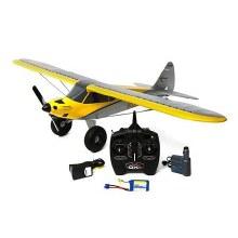 Carbon Cub S+ RC Plane, 1.3m, RTF Mode 1