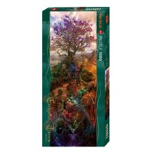 Enigma Trees: Magnesium Tree Panoramic 1000pcs - HEY29910