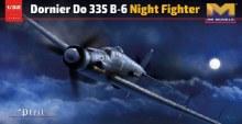 1:32 Scale Dornier DO 335 B-6 Night Fighter - HKM-01E021
