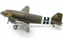 1:200 Scale C-47 Skytrain USAAF 53rd TCS WWII - HL1305