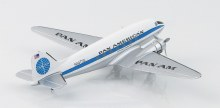 1:200 Scale Douglas DC-3 N54705 Pan American Airways - HL1301
