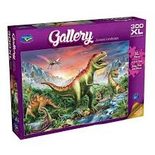 Gallery 6: Jurassic Landscape 300pcs - HOL771912