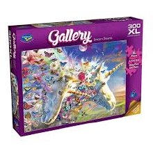 Gallery 6: Unicorn Dreams On Lake 300pcs - HOL771950