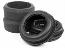 Sand Buster Rib Tire M Compund (2pcs) - 4843