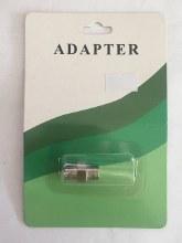 """Hseng Airbrush Adapter 1/8"""" BSP Male - 1/8"""" BSP Male"""