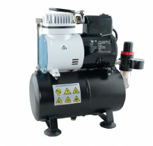 Air Compressor with Fan & Tank