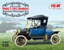 1:24 Model T 1913 Roadster - 24001