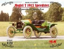1:24 Model T 1913 Speedster - 24015