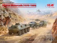1:72  Afghan Motorcade (1979-1989) - DS7201