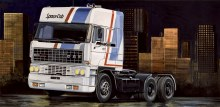 1:24 Scale DAF 3600 Space Cab - 00777