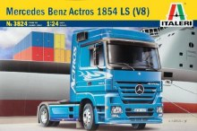 1:24 Scale Mercedes Benz Actros 1854 LS V8 - 03824