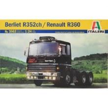 1:24 Scale Berliet R352ch/Renault R360 - 03902