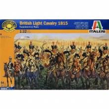 1:32 Scale British Light Cavalry 1815 - 06885