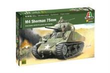 1:56 Scale M4 Sherman 75mm - 51-15751