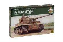 1:56 Scale Pz.Kpfw V1 Tiger I - 15755